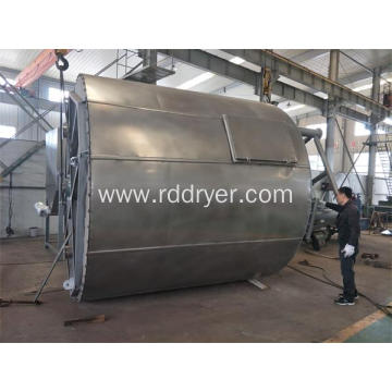 Plg Continuous Plate Dryer Equipment